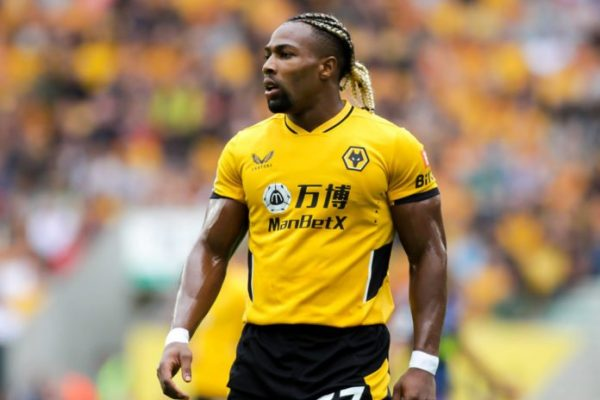 Tottenham are set to drop their plans for Adama Traore in January after Wolverhampton Wanderers.There are good prospects in negotiating a new contract with the Spanish winger.