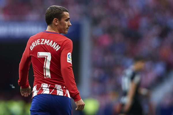 France striker Antoine Griezmann has returned to Atletico Madrid after Barcelona sold the player on a two-year loan with an option to buy 40. million euros